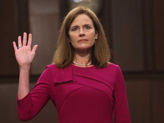 Supreme Court nominee Judge Amy Coney Barrett Senate Judiciary Committee