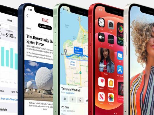 The new iPhone 12 design