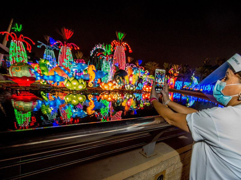 Dubai Garden Glow opens 6th season