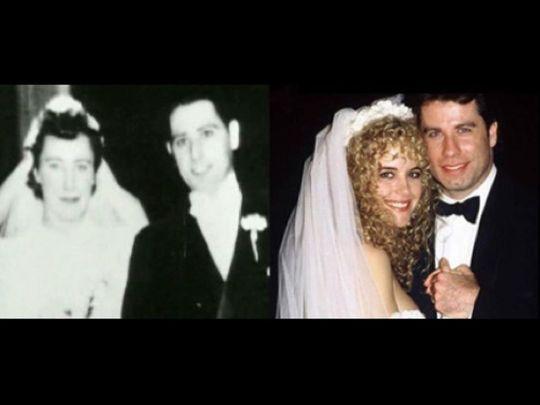 John Travolta tribute