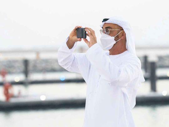 20201015 Sheikh Mohammed Bin Zayed