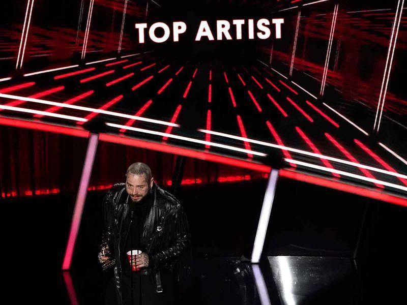 20201015 top artist post malone
