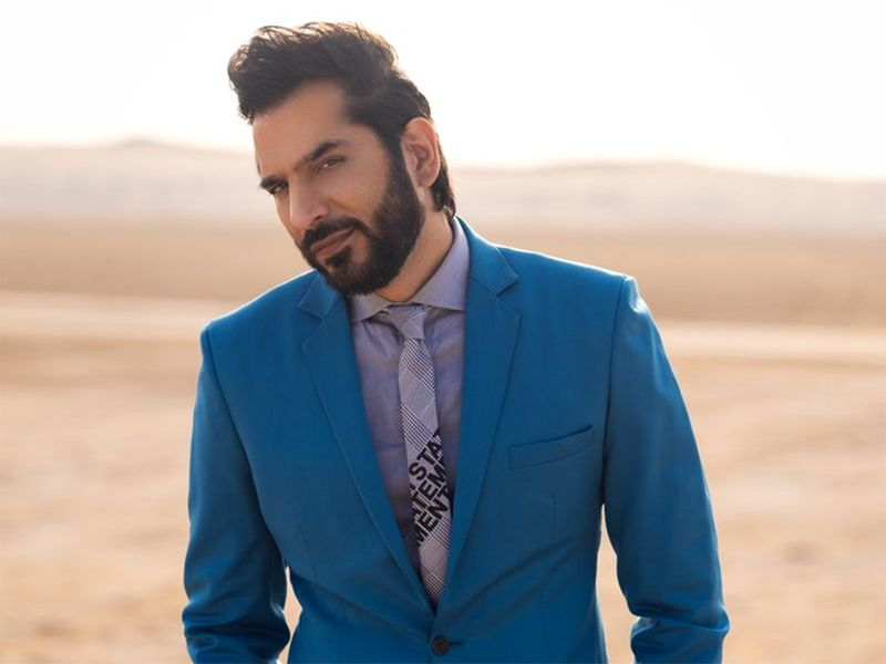 Dubai-bred comedian Nitinn Mirani