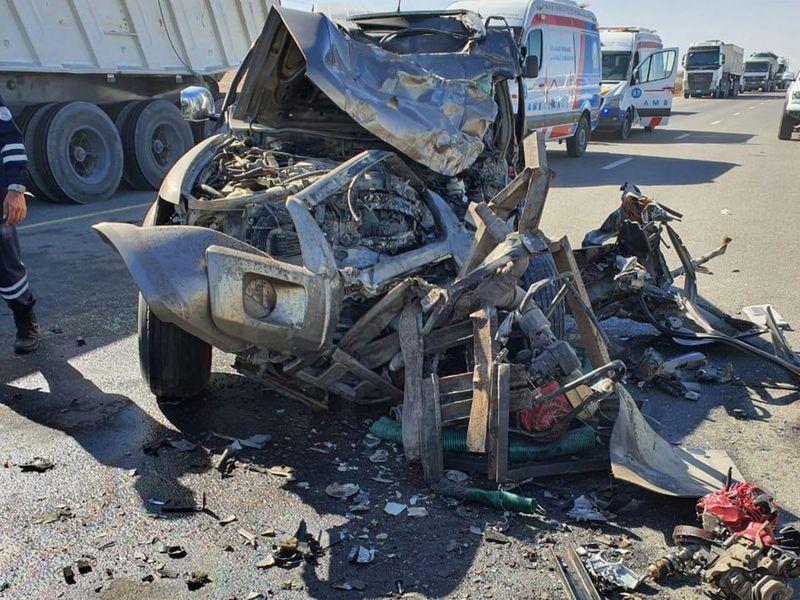 Emirati Youth Dies In Ras Al Khaimah Car Crash Uae Gulf News