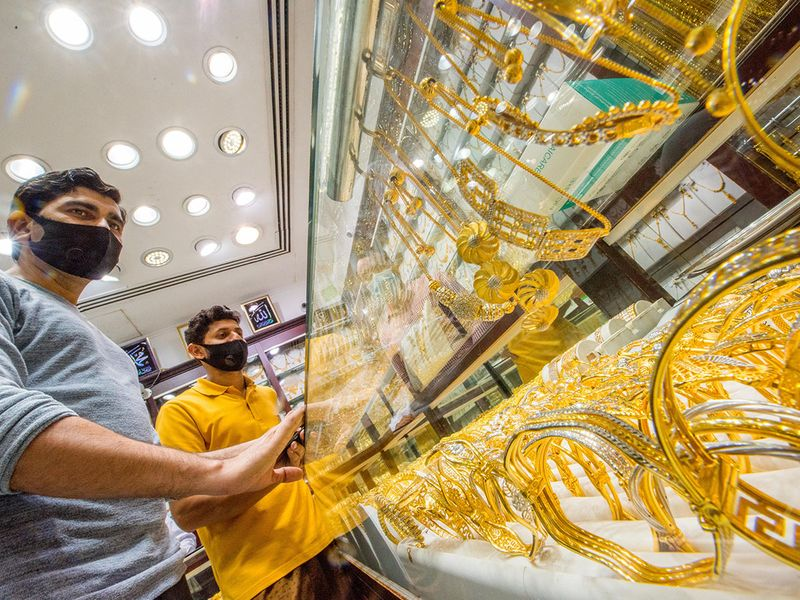 It could a 'year or two' before UAE's gold and jewellery demand rises to pre-COVID-19 levels