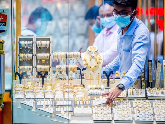 Dubai's gold jewellery sector reinstating full salaries