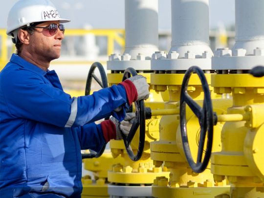 Stock Dana gas Egypt