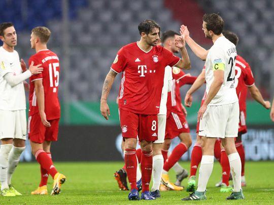Bayern Munich have a hectic fixture schedule