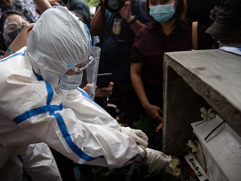 Jailed Philippine activist