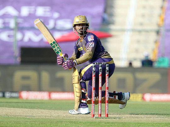 Kolkata Knight Riders' Dinesh Karthik has stepped aside as captain