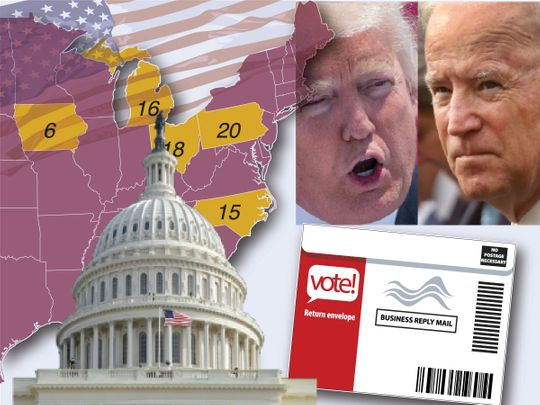 graphic promo disputed election US