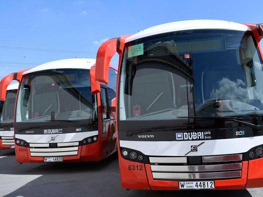 Global Village buses