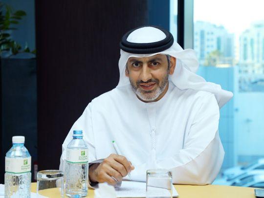 UAE's Asian Boxing Confederation head Anas Al Otaiba
