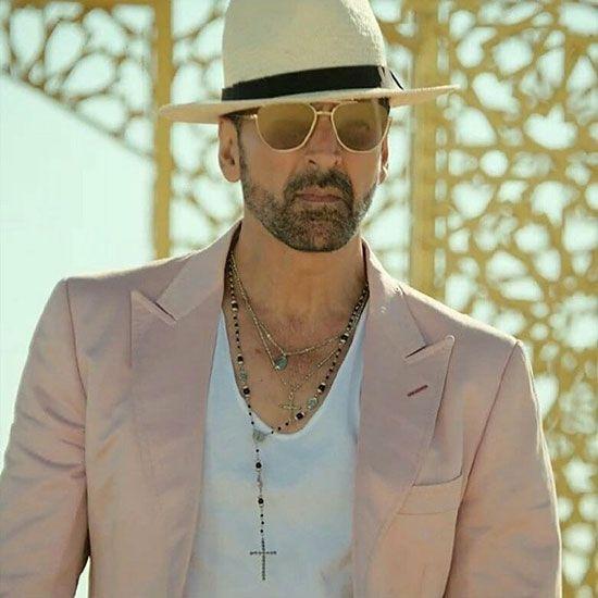 Akshay Kumar in Dubai