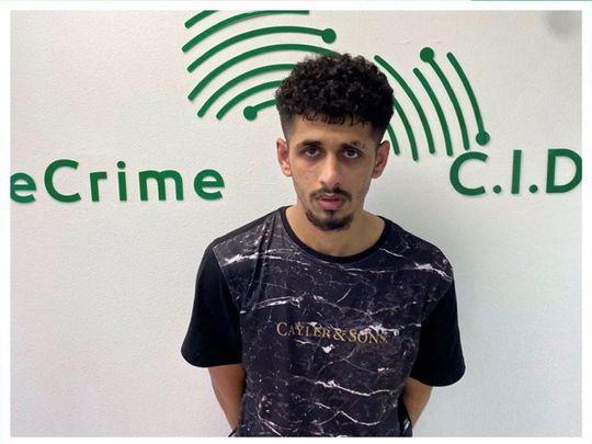 Dubai boy cybercrime