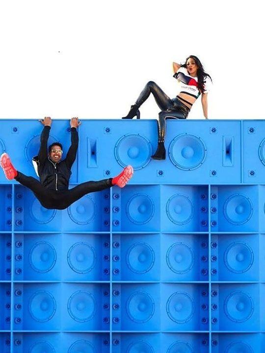 Keira And Akshay Kumar