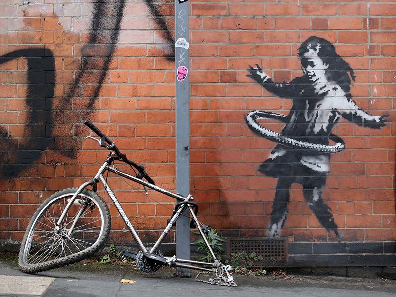 banksy artwork gallery