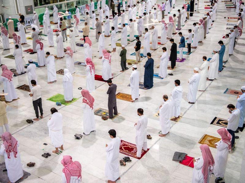 saudi grand mosque