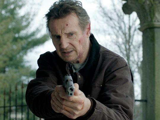 Liam Neeson Honest Thief
