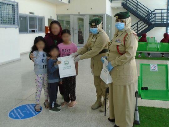 NAT Dubai Police humanitarian 1-1603105199394