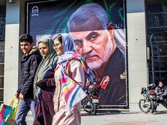 Qassim Soleimani  iRAN