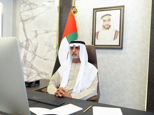 Sheikh Nahyan bin Mubarak Al Nahyan, Minister of Tolerance and Coexistence
