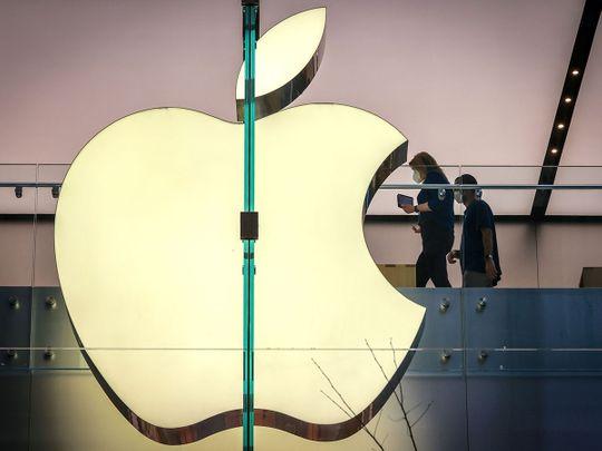 Stock Apple