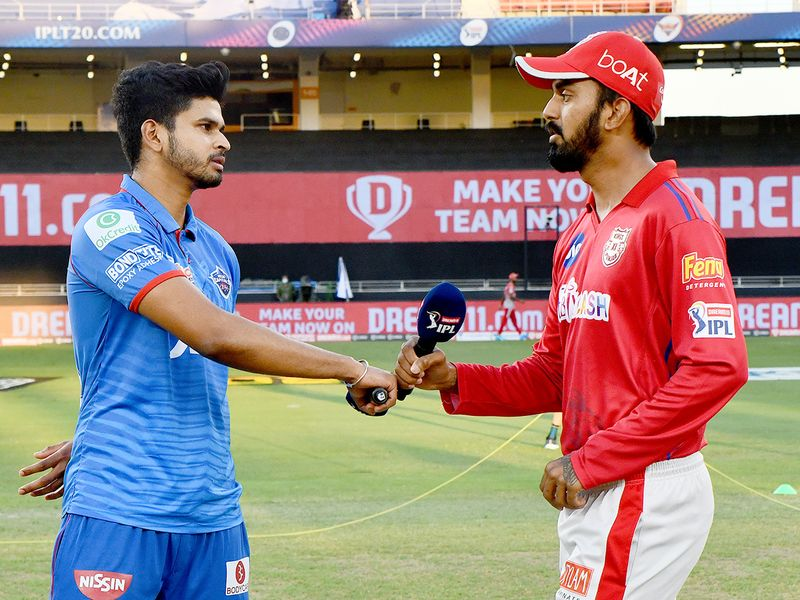 Delhi Capitals captain Shreyas Iyer