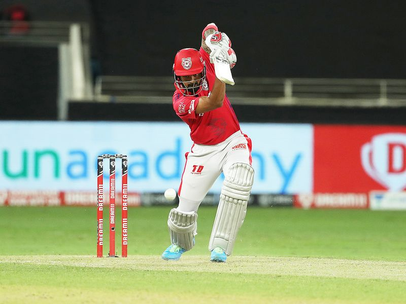 KL Rahul, captain of Kings XI Punjab