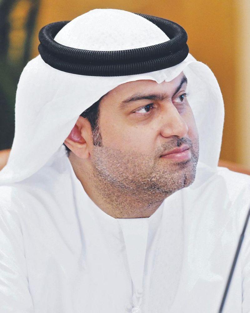 Khaled Abdullah Omran, Editor-in-Chief of Al Khaleej