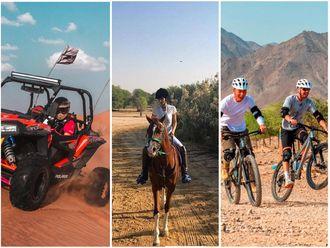 Outdoor Adventure Dubai