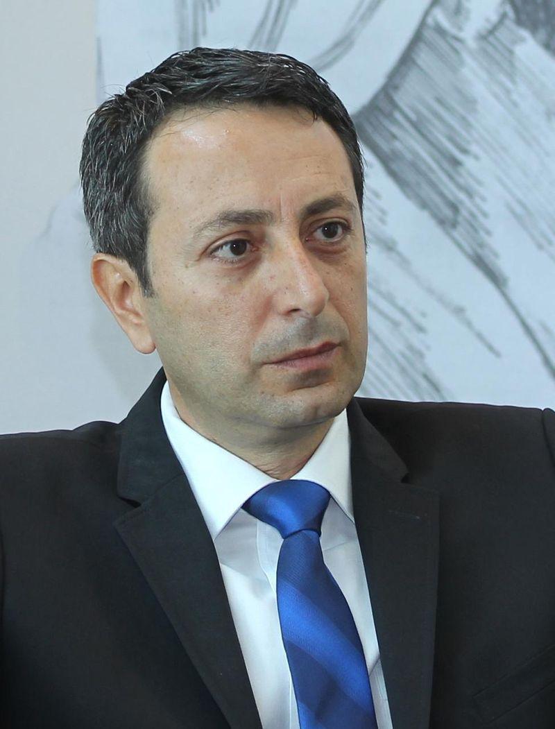 Raed Barqawi, Al Khaleej's Executive Editor-in-Chief