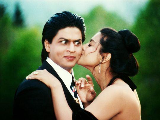 Shah Rukh Khan Kajol DDLJ