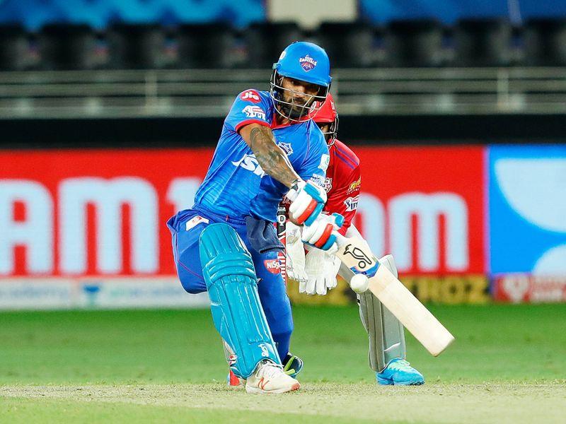 Shikhar Dhawan of Delhi Capitals