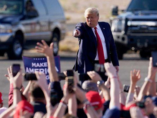 Trump Arizona