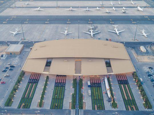 VIP Terminal, Dubai South