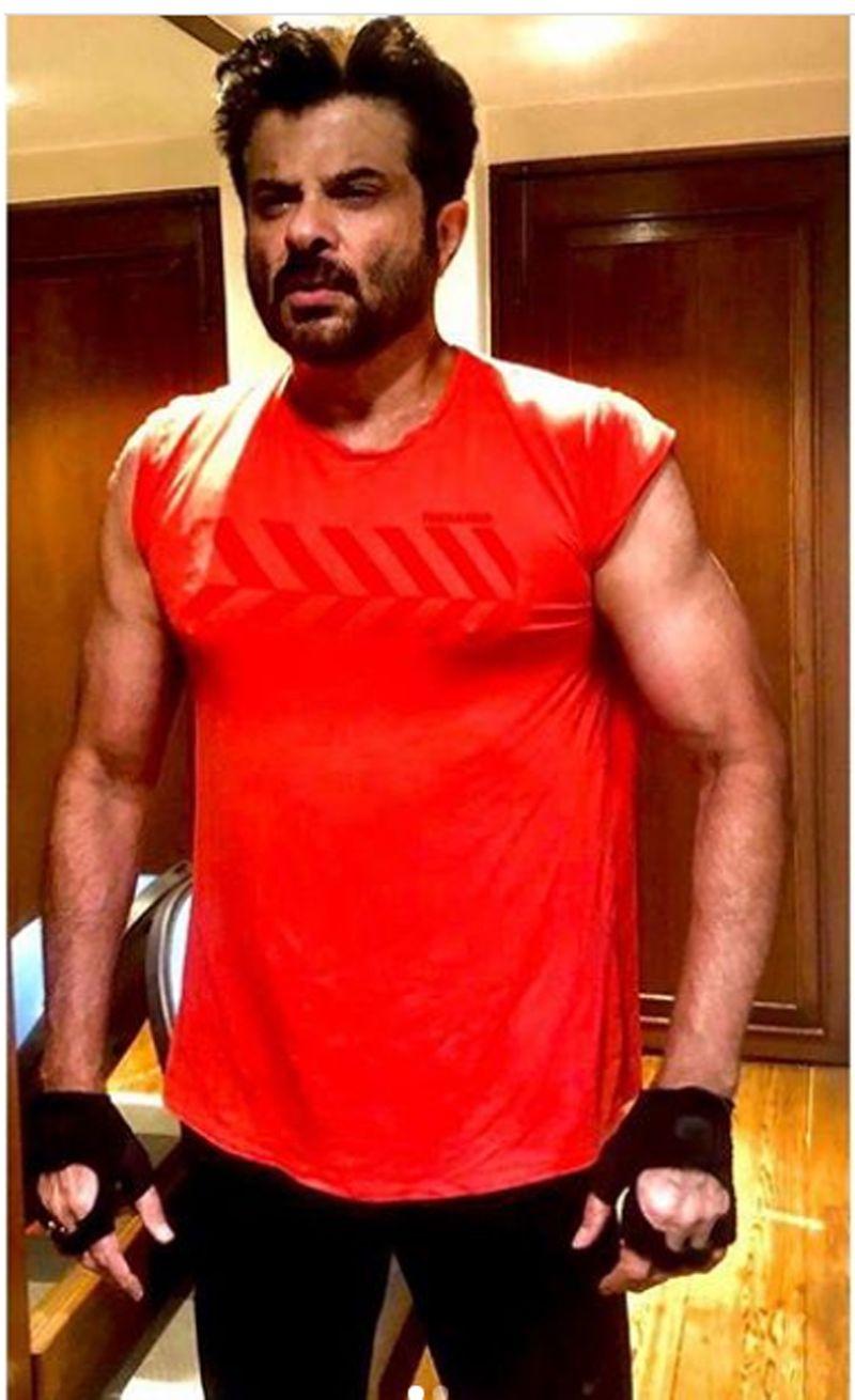 Anil Kapoor fitness