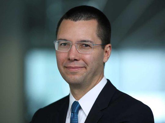 Geoff Stecyk, Chief Operating Officer, RAKBANK