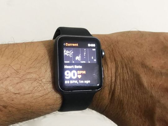 India: Apple watch saves man's life, Tim Cook responds