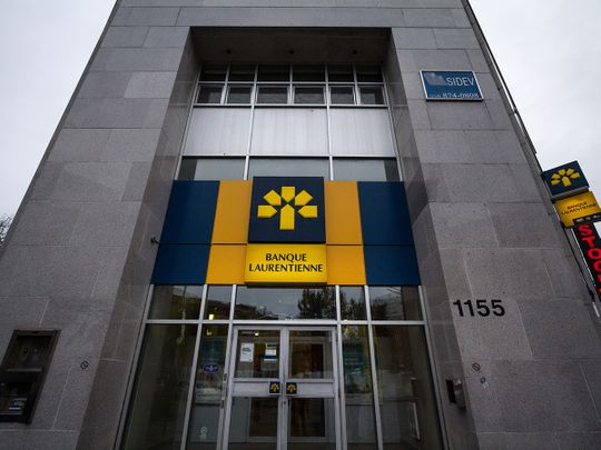 Laurentian Bank of Canada