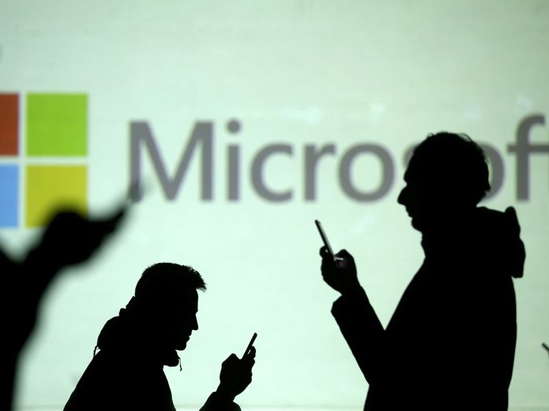 Stock Microsoft