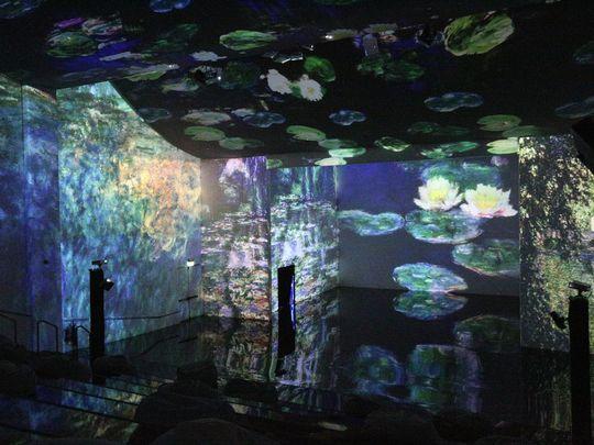 TODA Theatre of digital Art Dubai