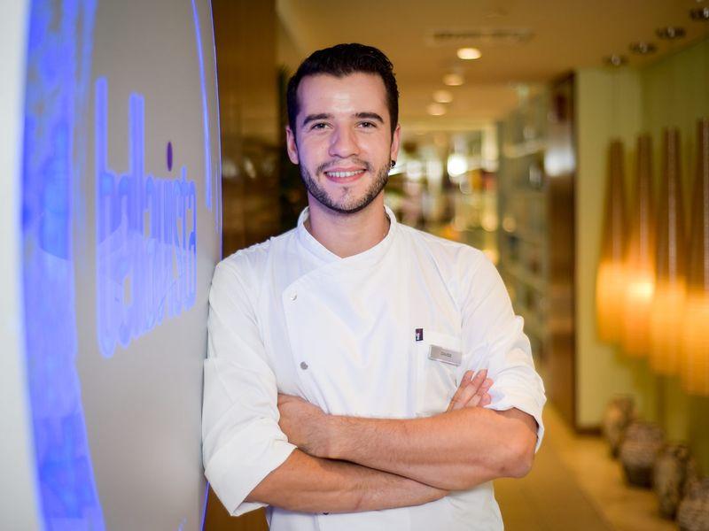 Chef Davide Marzullo