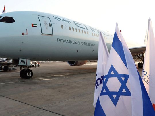 Etihad Israel