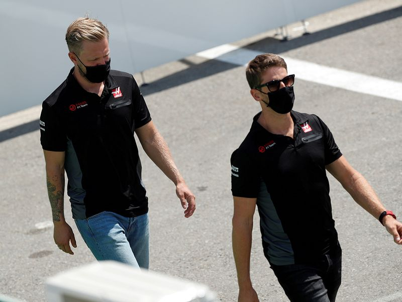 Formula One: Haas to replace Magnussen and Grosjean next season
