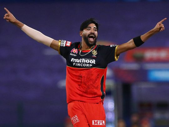 Tour of Australia: Mohammed Siraj wanted to stay back with squad, says BCCI  | Icc – Gulf News
