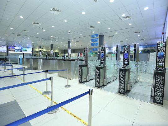 STOCK RAK Airport TERMINAL-ras al khaimah