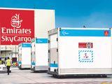 Stock Emirates sky cargo