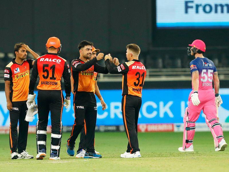 Sunrisers Hyderabad players