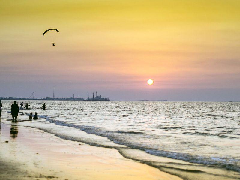 Umm Al Quwain shores